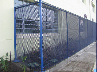 Norwalk fence has installed a variety of institutional and government fences that are attractive but built for security.