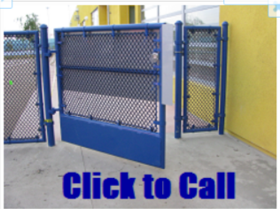 Norwalk Fence installs gates with panic bars, kick plates and self-closers . This is a custom made gate, as are all our gates.
