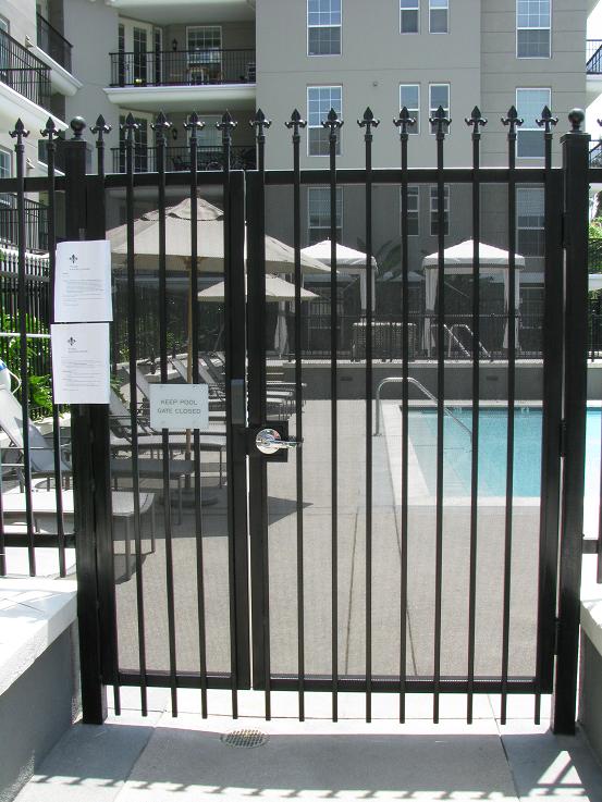Wrought Iron Fence Decorative Iron Gates Amp Repairs